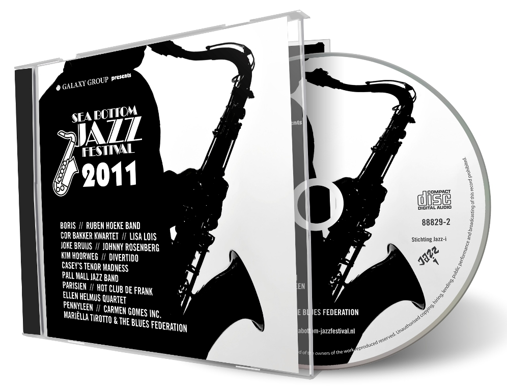 CD SeaBottom Jazz 2011